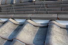 【相模原市】屋根の漆喰の修理はマルセイテックへお任せ!
