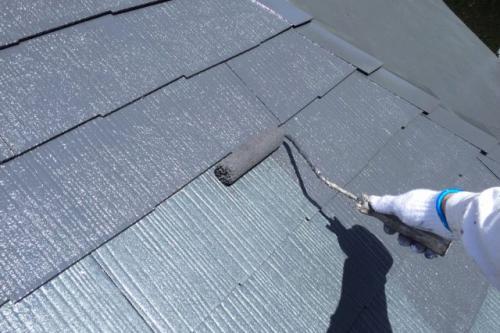 座間市の屋根塗装は安くて評判のマルセイテックへ