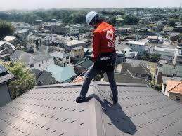 泉区で屋根工事・点検は緊急サポートもできるマルセイテックへ!