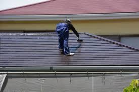旭区での屋根工事は塗装でも口コミが評判のマルセイテックへ!