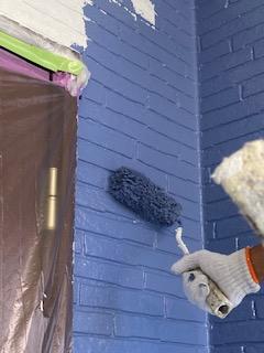 サイディングの塗装工事を施工しました