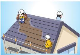 旭区で屋根リフォーム工事なら高品質施工で安心の弊社へ!