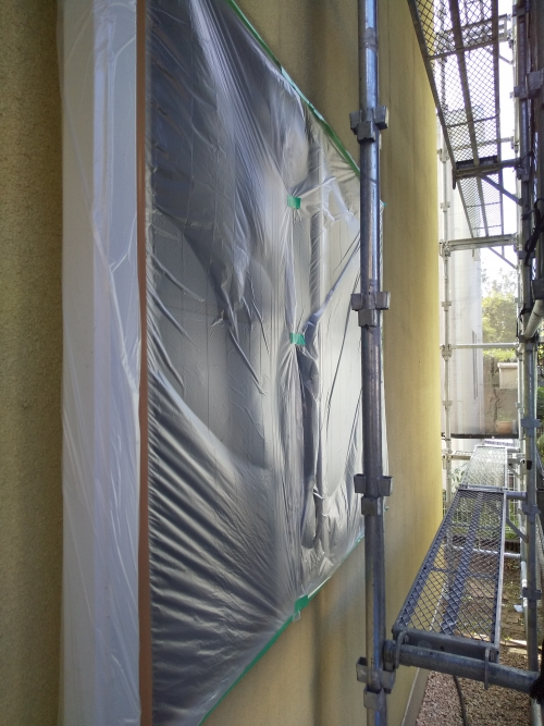 青葉区美しが丘西Y様邸屋根・外壁塗り替え工事
