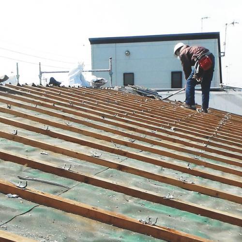 寒川町で屋根葺き替え工事業者は長期保証のマルセイテックへ
