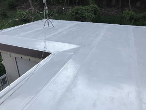 寒川町の陸屋根防水工事は丁寧施工のマルセイテックへ