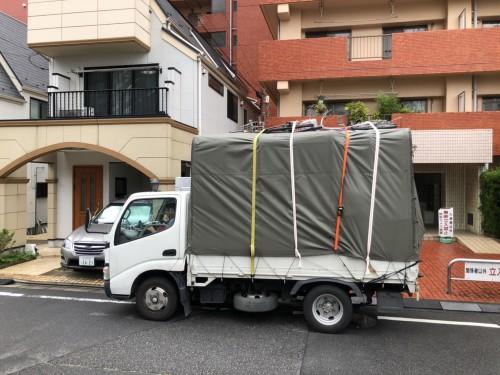 江戸川区にてご不用品・お引越しサポート実行!