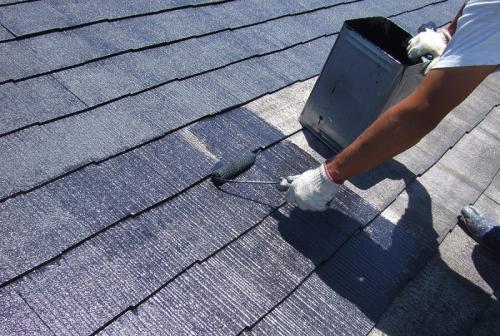 横浜市でスレート屋根塗装はマルセイテックへ