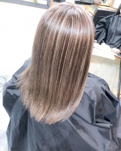 代官山美容室 髪質改善トリートメント  主婦 OL 人気