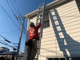 藤沢市にて屋根工事は丁寧施工で安心の弊社へ!
