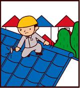 座間市での屋根工事は保証が充実のマルセイテックまで!