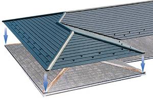 相模原市の屋根カバー工法は低価格安心施工のマルセイテックへ