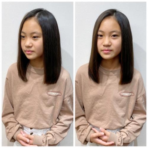 縮毛矯正 ストレートパーマ 学割あり 学生縮毛矯正