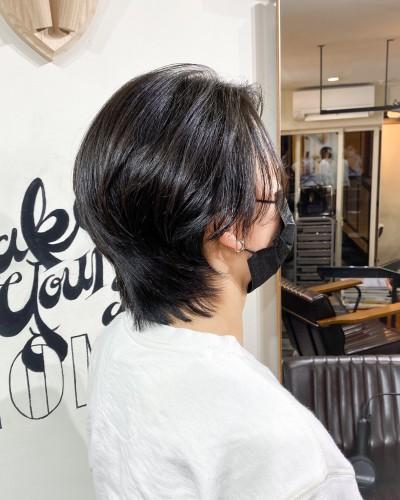 ショート 髪質改善 トリートメント 代官山 美容室
