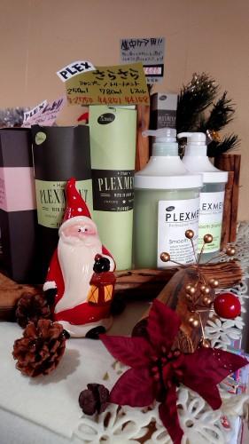 ★店内はすっかりクリスマス★