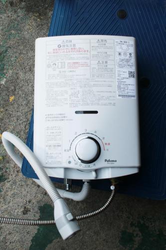 札幌市内のお客様より湯沸かし器の買取り依頼を頂きました。