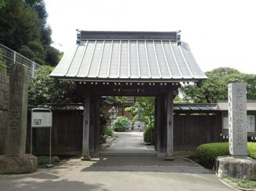 茅ヶ崎にある浄土宗 浄見寺