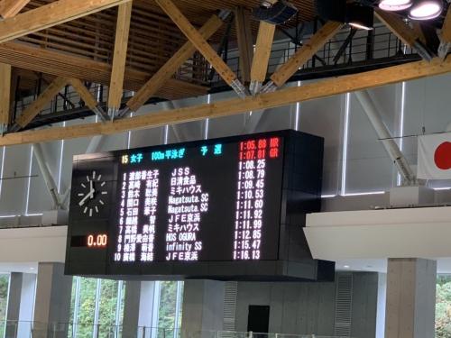 社会人選手権水泳競技大会