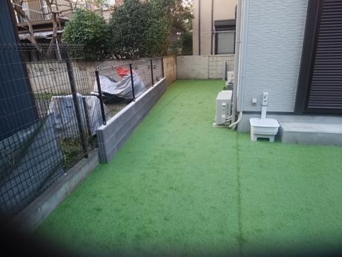 川崎市麻生区で外構工事です。