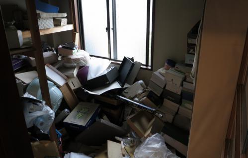 【施設入居後の片付け】ゴミ屋敷|実家|処分|さいたま市