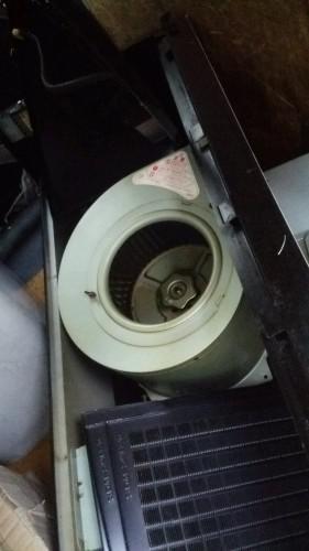 レンジフード換気扇修理、換気扇交換桶川