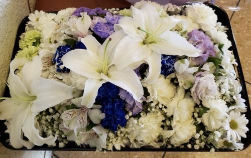 藤沢市大鋸にある藤沢聖苑で火葬式(直葬)をご家族で行います