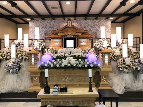 秦野家族葬 約15名様での秦野葬祭ホール 家族葬の1日葬儀