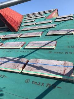 東松山市で屋根の張り替え工事を施工しました