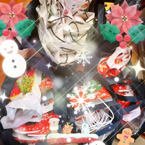 明日クリスマス会