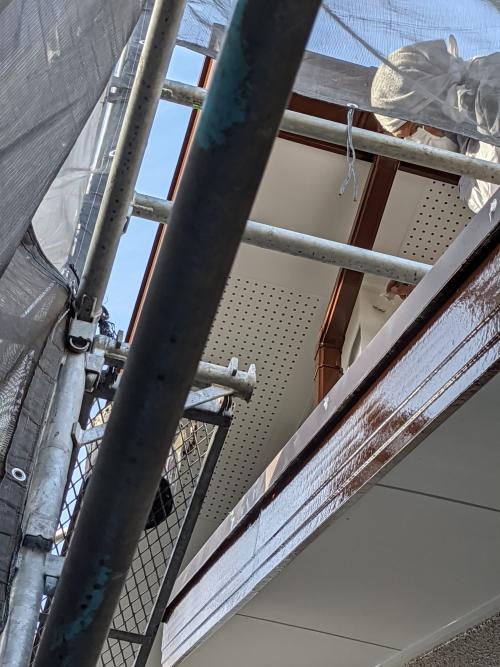 横浜市青葉区美しが丘西K様宅塗り替え工事
