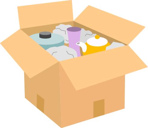 【引越しの荷造りお手伝い致します】|梱包|片付け|さいたま市