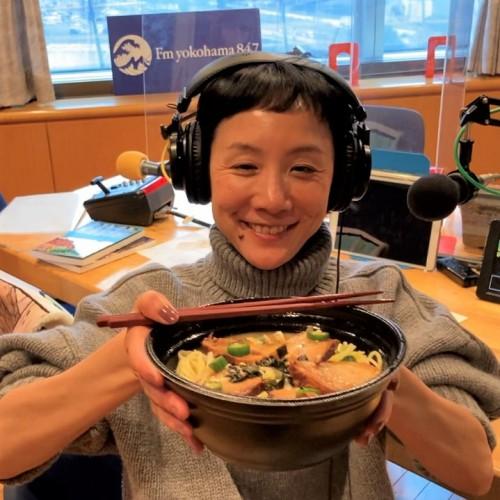 FMヨコハマ「Lovely Day」で『合格らーめん』を紹介