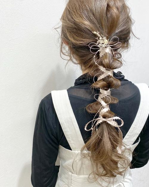 cilsoie 編みおろしスタイル FUMIKO限定コース
