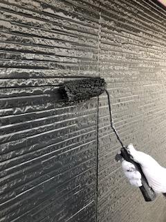 鶴ヶ島市で外壁サイディング塗装工事を施工を施工致しました