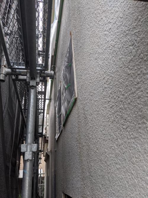 東京都三鷹市某所塗り替え工事