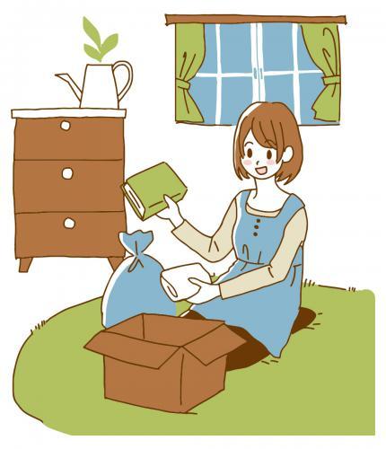 幅広い世代で広がりつつある「生前整理」|片付け|終活|埼玉