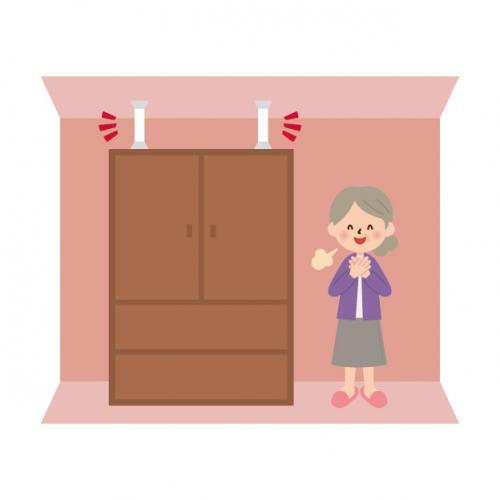 引越しのタイミングでやっておきたい地震対策|家具転倒防止