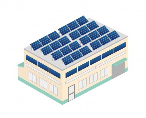 遮熱対策は自家消費型太陽光発電がオススメ!