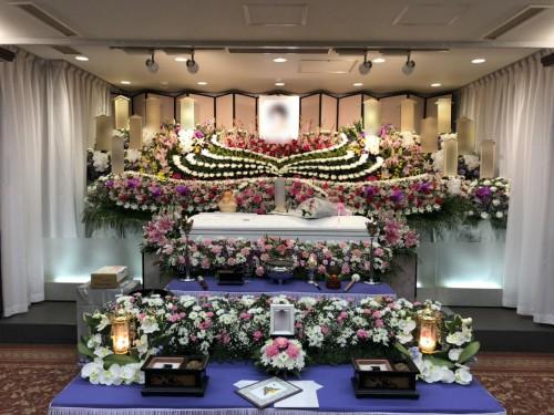 音楽の先生の旅立ち 日華多摩斎場 かがやきA 家族葬
