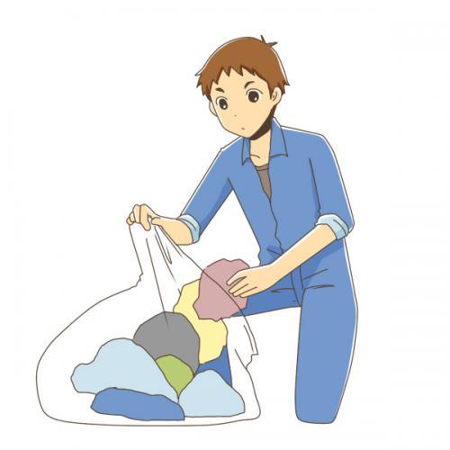 台東区にて仕分け作業とご不用品処分お手伝い作業実行!