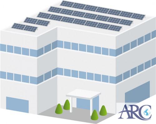 自家消費型太陽光発電で省エネ意識向上でCO2排出量を削減!