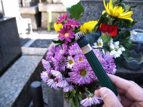 心を込めて丁寧に埼玉のお墓参り代行いたします