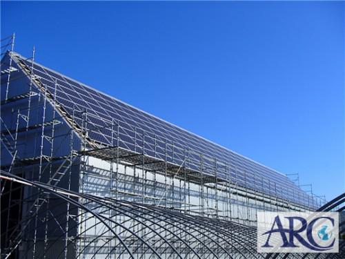 定期的なメンテナンスで安全・安心!自家消費型太陽光発電!
