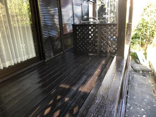 青葉区奈良H様邸屋根・外壁塗り替え工事