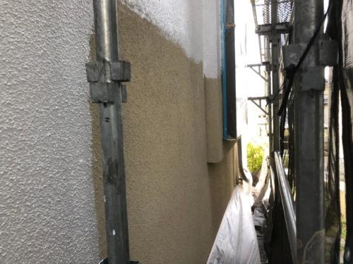 青葉区美しが丘西I様邸外壁塗り替え工事