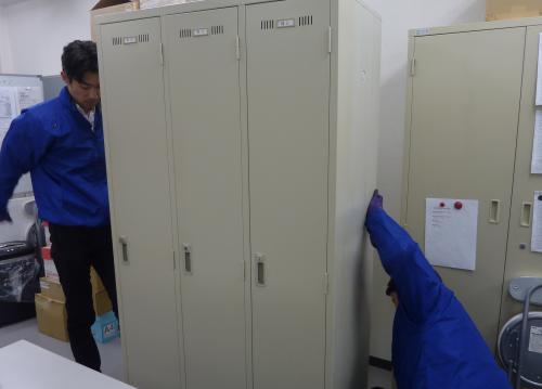 小規模オフィスの移転・レイアウト替えから不用品回収まで対応