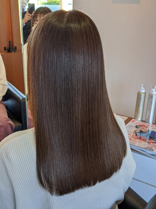 美髪でより魅力的に☆【早良区、西新、百道浜、美容室】