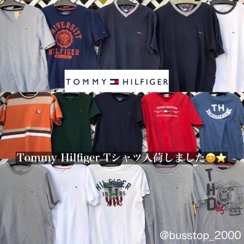 Tommy Hilfiger Tシャツ入荷しました!