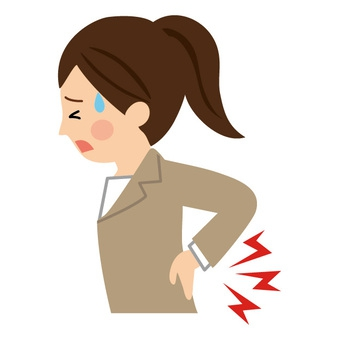 腰痛とストレスの関係