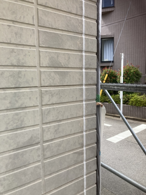 東京都府中市某所塗り替え工事