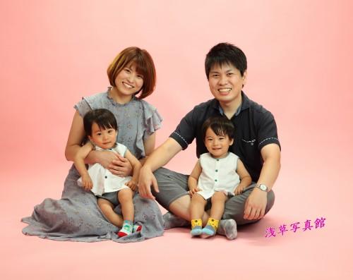 毎年綴る家族の思い出写真 ~絆プラン~
